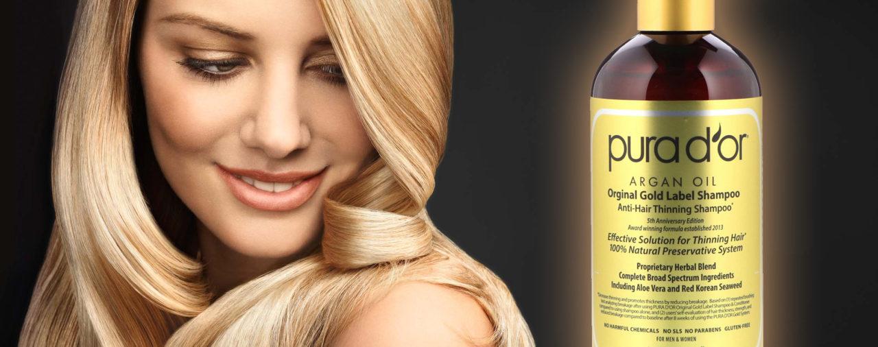 Красивые волосы с товарами с iHerb.